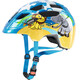 UVEX Finale Junior - Casque de vélo Enfant - Small bleu/Multicolore